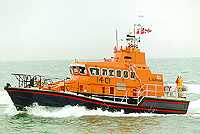 'Trent' Lifeboat