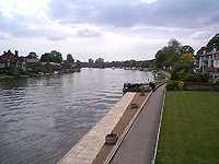 Thames Path Near Windsor