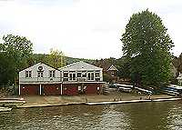 Sir Stephen Redgrave's Rowing Club at Marlow