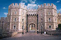 Windsor Castle - King Henry VIII Gate