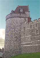 Curfew Tower - Windsor Castle