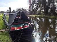 Canal Narrowboat