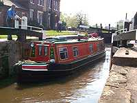 Shardlow Lock