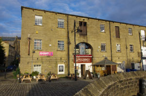 The Wharf, Sowerby Bridge