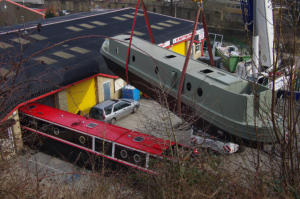 Building Narrowboats